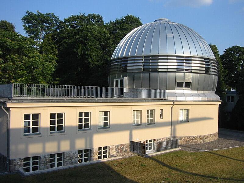 Metalldächer in Berlin von Dieringer Blechbearbeitung